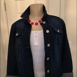 """""""ELLE"""" Jean jacket"""